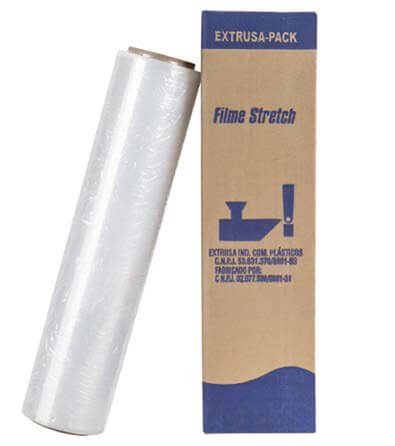 Bobina Stretch - EXTRUSA-PACK