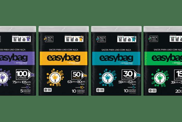 Saco para lixo Easy Bag
