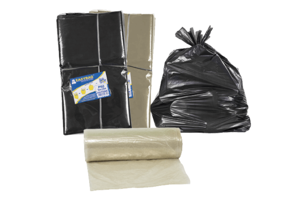 Sacos para lixo Consumo