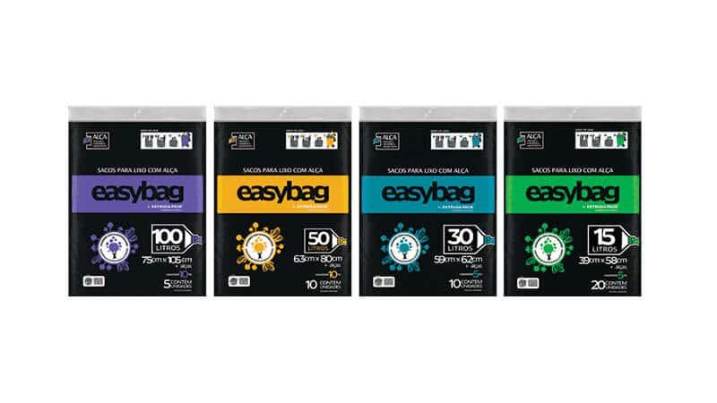 Easy Bag Sacos com Alça