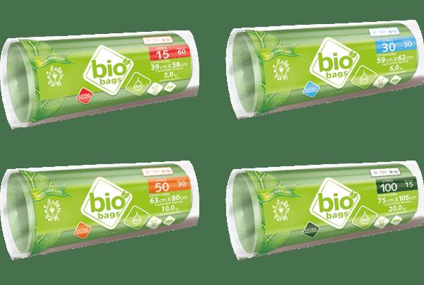 Bio Bags Sacos Para Lixo