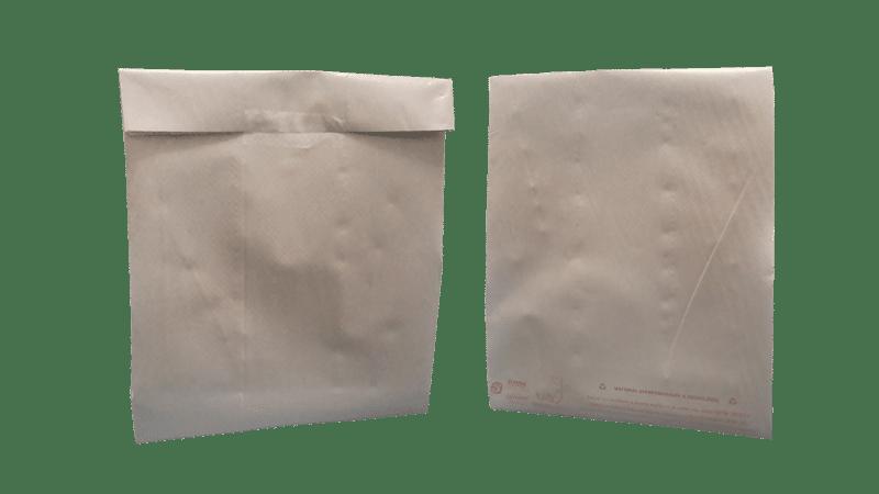 Saco plástico para delivery