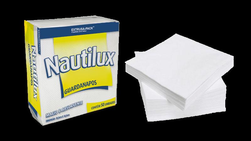 Guardanapo de papel descartável Nautilux